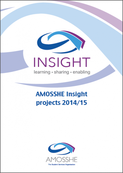 AMOSSHE Insight 2014-15 summary