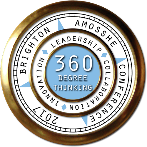 360 degree thinking - AMOSSHE conference 2017